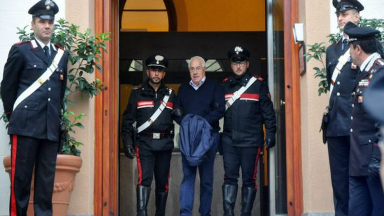 New Mafia Boss 'Settimino Mineo', Dozens Other Arrested From Sicily in a Major Swoop, Says Italian Police