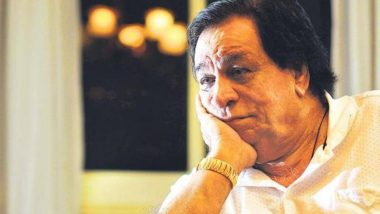 Kader Khan to Be Buried in a Canadian Cemetery, Says His Son Sarfaraz Khan