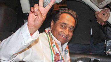 Kamal Nath to Take Oath as Madhya Pradesh CM on December 17, Grand Show of Strength Planned by Congress