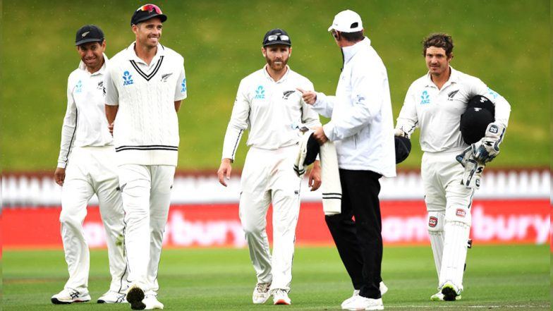 Live Cricket Streaming of New Zealand vs Bangladesh Test Series 2019 on Hotstar: Check Live Cricket Score, Watch Free Telecast Details of NZ vs BAN 1st Test Match on TV & Online