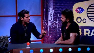 Bigg Boss 12, 20th December 2018 Episode Written Updates: Karanvir Bohra Asks Sreesanth To Stay Away From Him