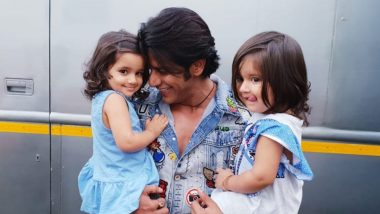 Bigg Boss 12: Karanvir Bohra's Daughters Are Entering The House And We Can't Wait To See His Reaction On Seeing Them