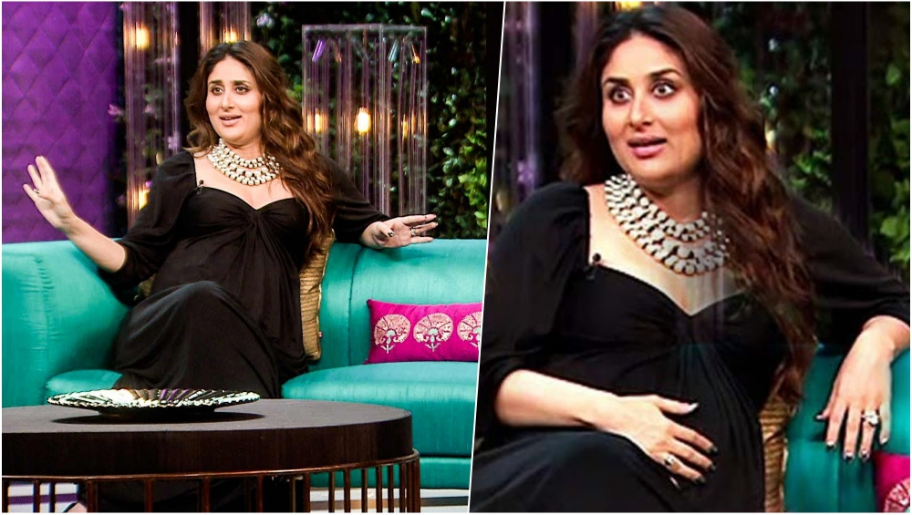 Kareena Kapoor Style Transformation On Koffee With Karan See In