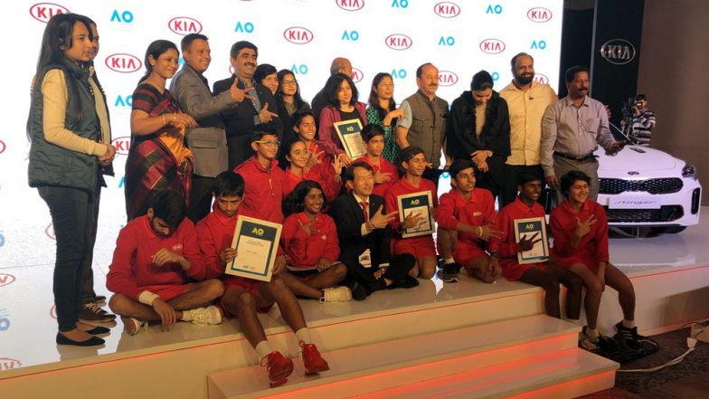 Australian Open 2019: Ten Indian Kids Selected for Official Kia Ball Kids Event