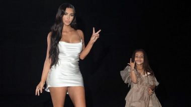 Kim Kardashian West And Her 'BFF' North West Did A Little Photoshoot And It Is Too Cute For Words! View Pics