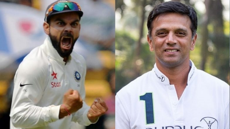 Rahul Dravid Highlights Virat Kohli's Success in All Formats of Cricket