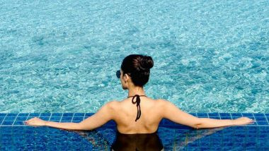 Kriti Sanon Bares Her Sexy Back in Bikini While Vacationing in the Maldives! See Hot Pic of Luka Chuppi Actress