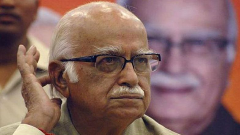 Image result for LK Advani's Message In Blog that will shocked you and modi