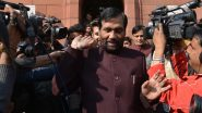 Ram Vilas Paswan Health Update: Union Minister in ICU, Says Chirag Paswan