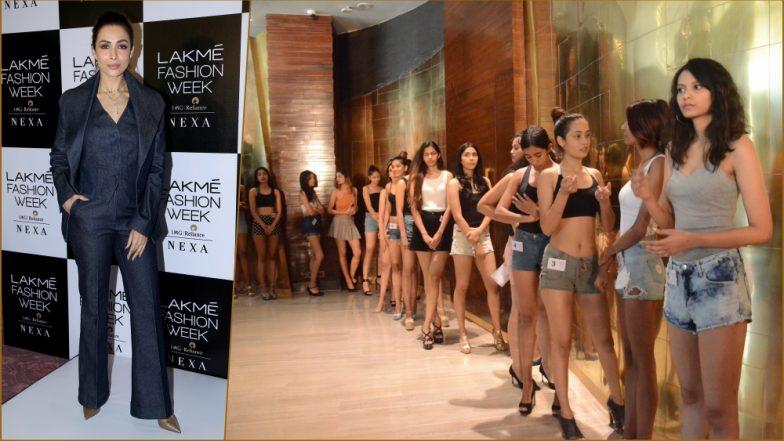 Lakme Fashion Week Summer/Resort 2019: Malaika Arora Announces Five New Faces to Walk LFW Ramp