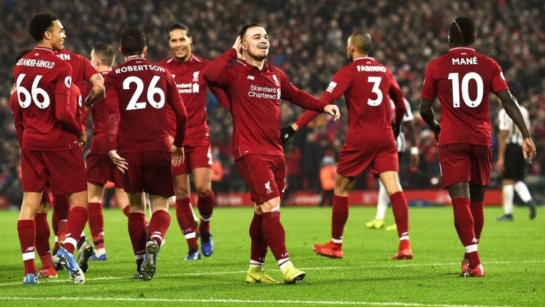 Liverpool vs Burnley, EPL 2018–19 Live Streaming Online: How to Get English Premier League Match Live Telecast on TV & Free Football Score Updates in Indian Time?