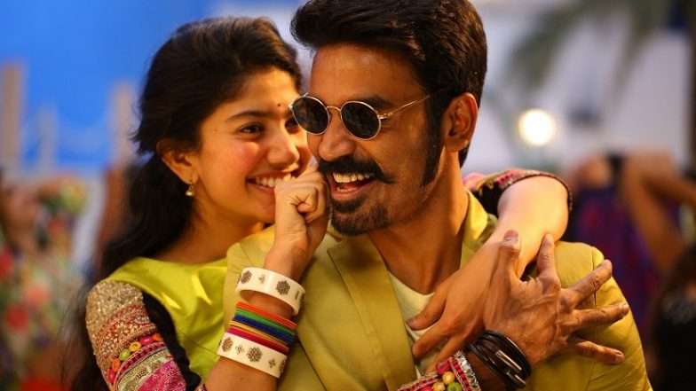 Maari 2 Star Dhanush's Charm Breaks Another YouTube Record of Most Watched Tamil Song With Rowdy Baby