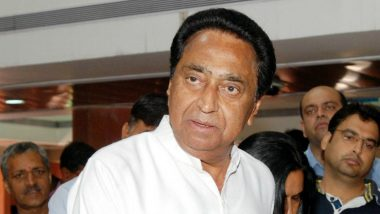 Kamal Nath Lands in Legal Soup For Utterance on UP-Bihar Youth, Case Lodged in Muzaffarpur Court
