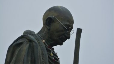 Black Lives Matter Movement: California Varsity in USA Refuses Online Petition to Remove Mahatma Gandhi Statue from Peace Garden