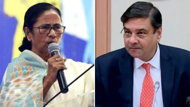 RBI Governor Urjit Patel Resigns: Mamata Banerjee Calls it 'Financial Emergency', Will Meet President Ram Nath Kovind