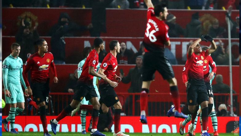 Manchester United vs Burnley, EPL 2018–19 Live Streaming Online: How to Get English Premier League Match Live Telecast on TV & Free Football Score Updates in Indian Time?