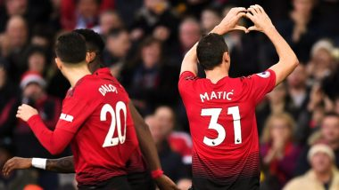 Manchester United vs Bournemouth, EPL 2018–19 Live Streaming Online: How to Get English Premier League Match Live Telecast on TV & Free Football Score Updates in Indian Time?