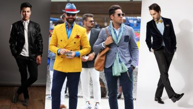 Men's Outfits for New Year's Eve 2018: Six Fashion Options for New Year Party