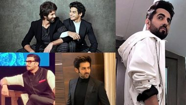 Ranveer Singh's Kitschy Looks, Ayushmann Khurrana's Love For Baggy Stuff: 5 Fashion Trends By Bollywood Boys That Continued To Woo For All In The Whole Of 2018