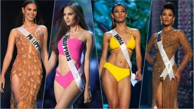 Who Is Catriona Gray at Miss Universe 2018? Miss India Nehal Chudasama Faces Tough Competition From Hot Miss Philippines! (See Pics)
