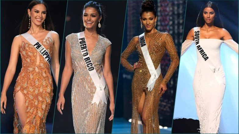 What was the answer that earned Catriona Gray her Miss Universe title?