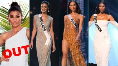 Miss Universe 2018 Top 20 List: Miss India Nehal Chudasama OUT, Miss Philippines Catriona Gray Enters As Crowd Favourite