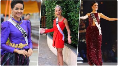 Miss Universe 2018: Miss USA Sarah Rose Summers Apologises for Insulting Miss Cambodia & Miss Vietnam Over Their English Speaking Skills