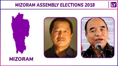 Mizoram Assembly Elections 2018 Results: MNF Set to Form Government; Zoramthanga Likely to be Next CM