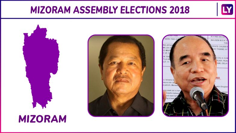 Mizoram Assembly Elections 2018 Exit Poll Results: India Today - Axis Poll Predicts MNF's Return to Power, Congress Likely to Lose