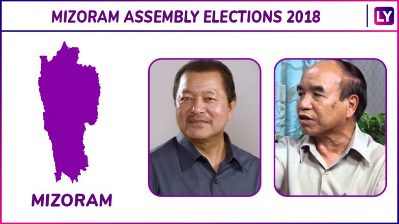 Mizoram Assembly Elections 2018 Exit Poll Results: Republic Tv-Cvoter Poll Survey Predicts Fractured Mandate in State
