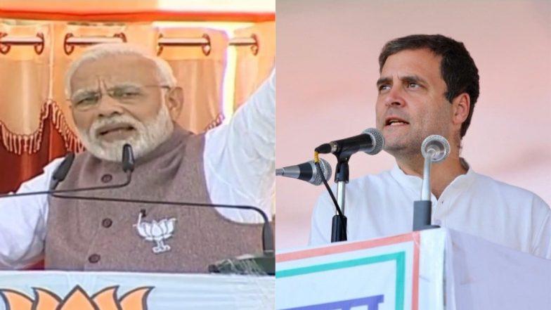 Lok Sabha Elections 2019: Narendra Modi, Rahul Gandhi to Campaign in Telangana on Monday
