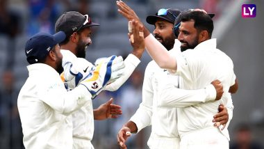 Live Cricket Streaming of India vs Australia 2018-19 Series on SonyLIV: Check Live Cricket Score, Watch Free Telecast of IND vs AUS 2nd Test Match, Day 4, on TV & Online