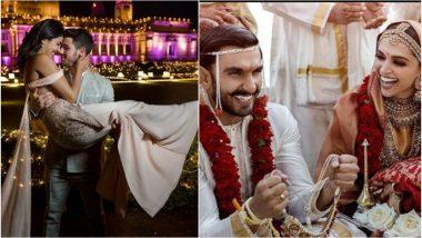 Ranveer-Deepika, Anushka-Kohli, Priyanka-Nick's Opulent Marriages Inspire More Singles for Destination Wedding: Reveals Survey