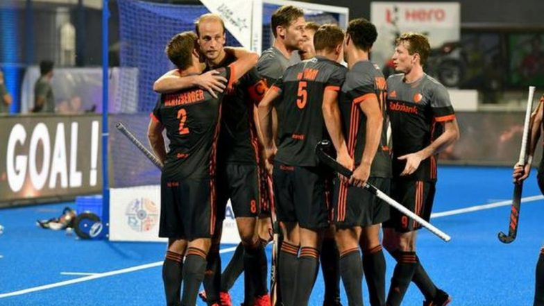 Men's Hockey World Cup 2018: Netherlands Register 7-0 Victory over Malaysia