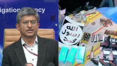 ISIS Terror Module: NIA Conducts More Raids in Delhi And Amroha; Five Detained
