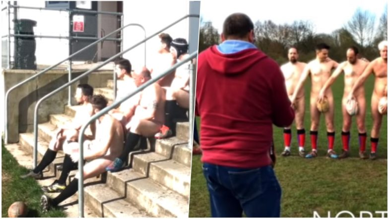 The Naked Rugby Players Calendar for 2019 Has Players From 6 Clubs Stripping to Raise Awareness of Testicular Cancer