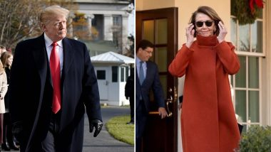 Donald Trump Manhood in Question! Nancy Pelosi Compares Him to Skunk During Meeting