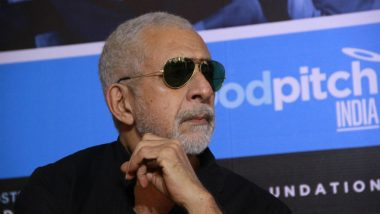 Actor Naseeruddin Shah Says Death of Cow Given More Significance Than Police Officer, Gets Trolled