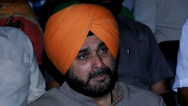 Navjot Singh Sidhu Put On Steroid Medication for Injuring Vocal Cords Due to 'Continuous Speech' in Rallies