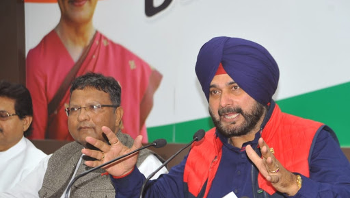 Navjot Singh Sidhu Advised 5-Day Rest After Exhaustive Poll Campaign; 'Vocal Chords Injured, Was On Verge of Losing Voice'