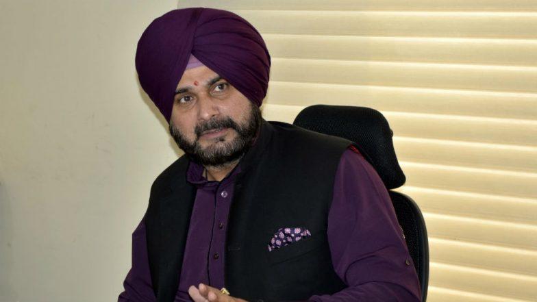 Navjot Singh Sidhu Resigns From Punjab Cabinet, Tweets Resignation Letter