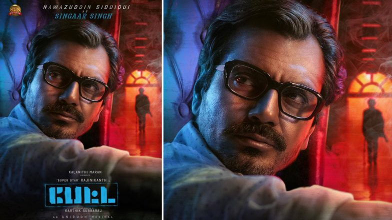 Nawazuddin Siddiqui Joins Rajinikanth, Vijay Sethupathi's 'Petta' and Fans Are Going Crazy Over This Deadly Combo! (View Pic)