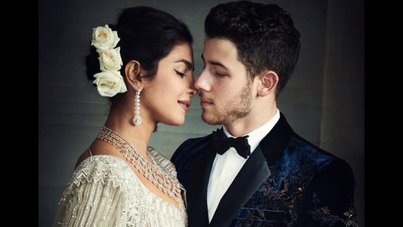 Nick Jonas Is A Perfect Gentleman To His New Wife Priyanka Chopra At A Restaurant - Watch Video