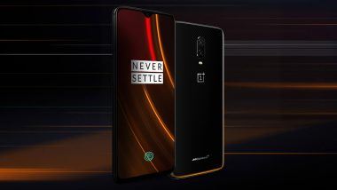 Live Updates: OnePlus 6T McLaren Edition Launched in India at Rs 50,999; Price, Features, Specifications & Online Sale