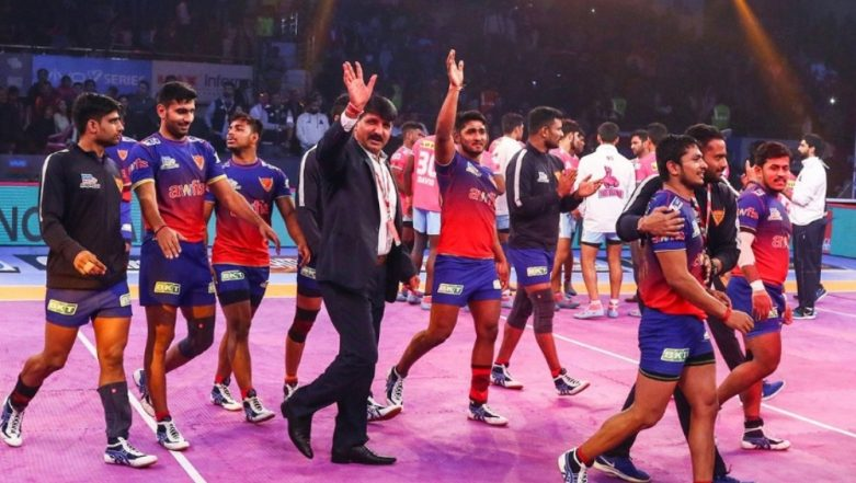 Bengal Warriors vs Dabang Delhi: PKL 2018-19 Match Live Streaming and Telecast Details: When and Where To Watch Pro Kabaddi League Season 6 Match Online on Hotstar and TV?