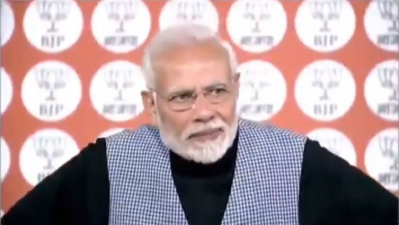 Train Tickets Carrying Pictures Of PM Narendra Modi to be Withdrawn by Indian Railways as Model Code of Conduct Comes Into Effect
