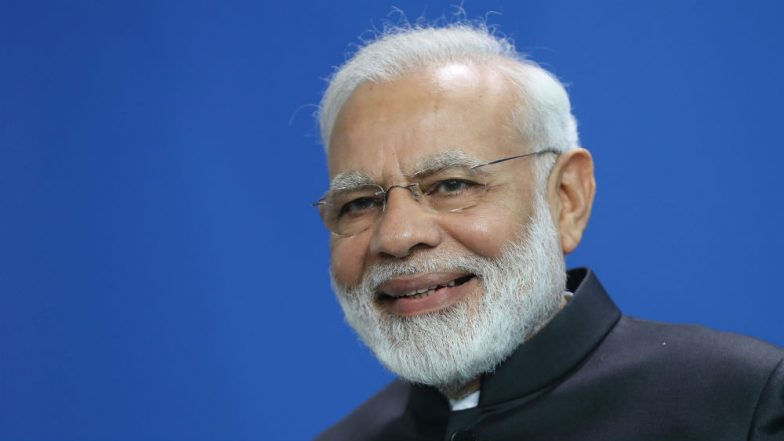 PM Narendra Modi Thanks BJP Workers For Thumping Victory of Saffron Party in Lok Sabha Elections 2019