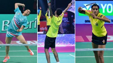 Premier Badminton League 2018-19 Schedule in PDF: Download PBL Season 4, Full Timetable With Fixtures, Matches, Team and Venue Details