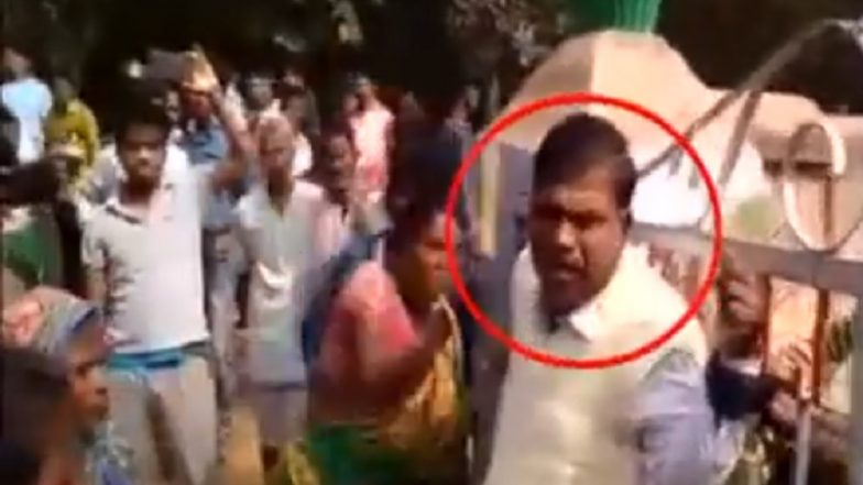 Odisha: Govt School Headmaster, Peon Beaten up For Sexual Misconduct, Watch Video