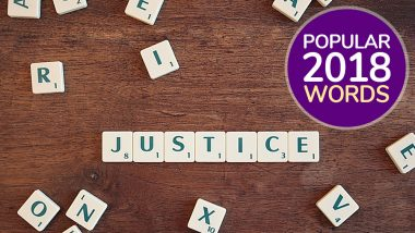 Popular Words of 2018: From Manspread, Justice to Okurrr, Here Are Top 10 Words of This Year